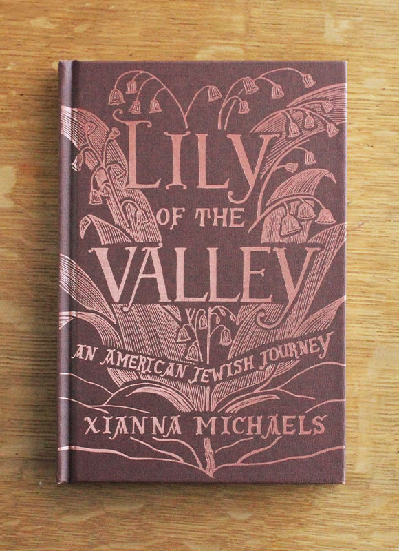Lily of the Valley by Xianna Michaels – Cover